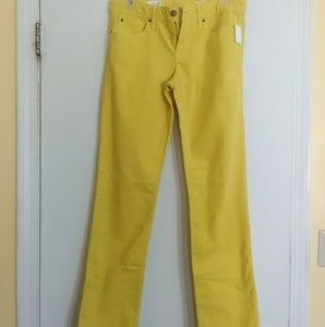 NWT Gap Size 28 Real Straight Jeans